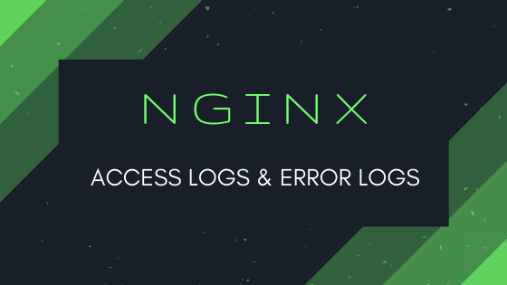 NGINX Access Logs Error Logs