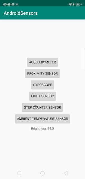 Android Sensors - JournalDev