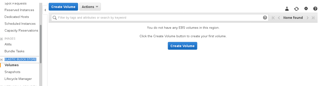 AWS EBS - Amazon Elastic Block Storage - JournalDev