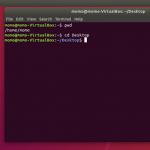 Linux wc Example