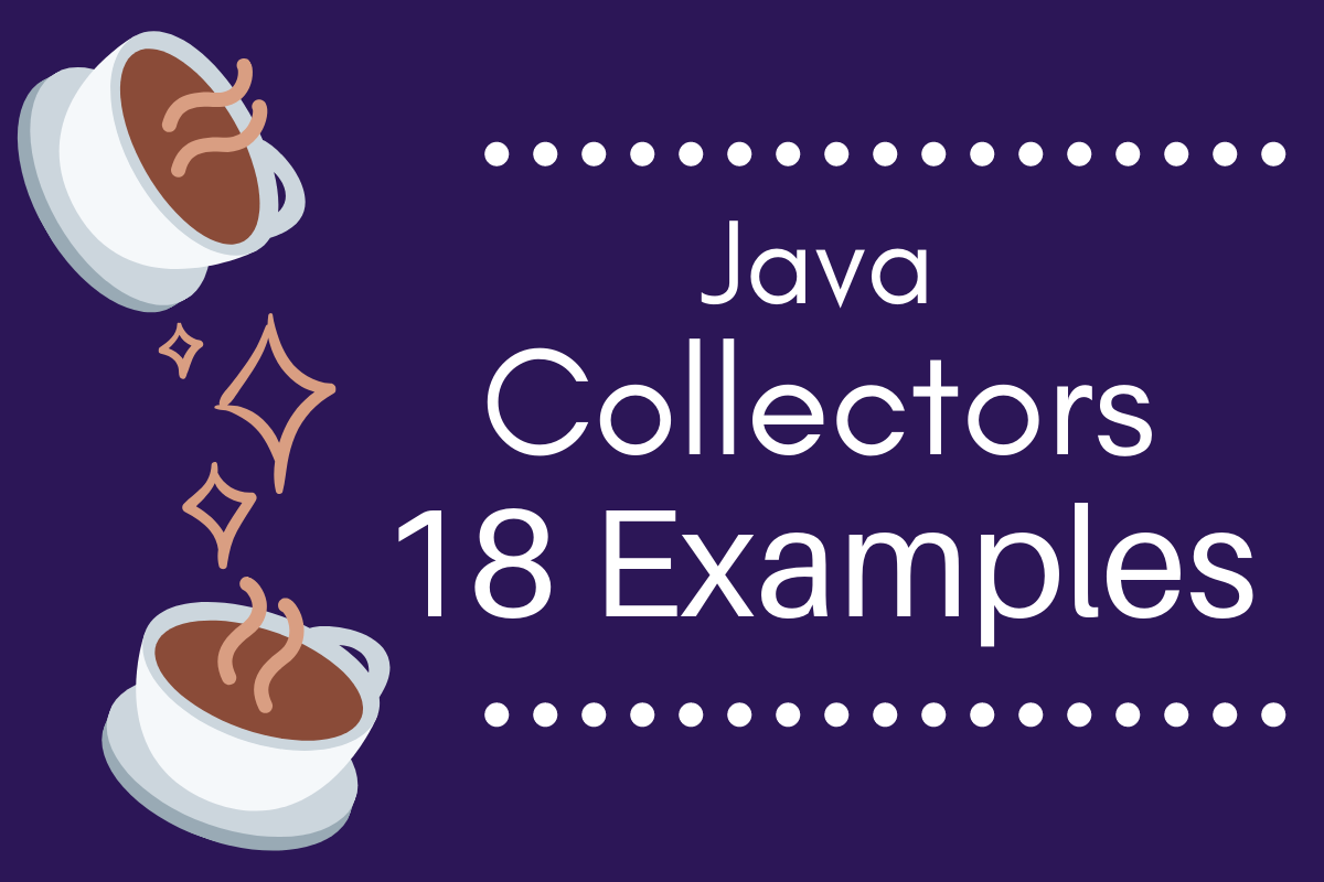 Java Collectors Example