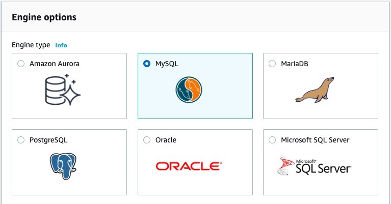 Storage Engine Mysql