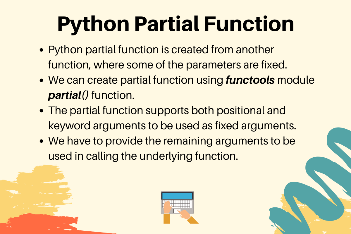 Python Partial Function