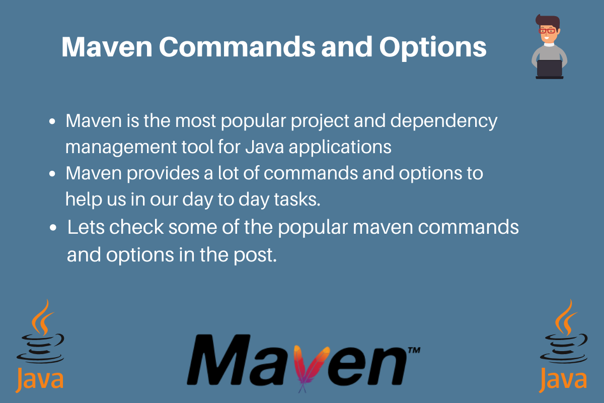 Maven Commands And Options