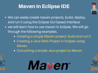 Maven In Eclipse
