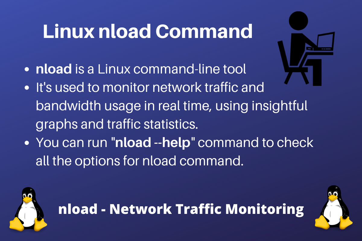 Linux Nload Command