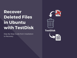 Using TestDisk To Recover Deleted Files In Ubuntu