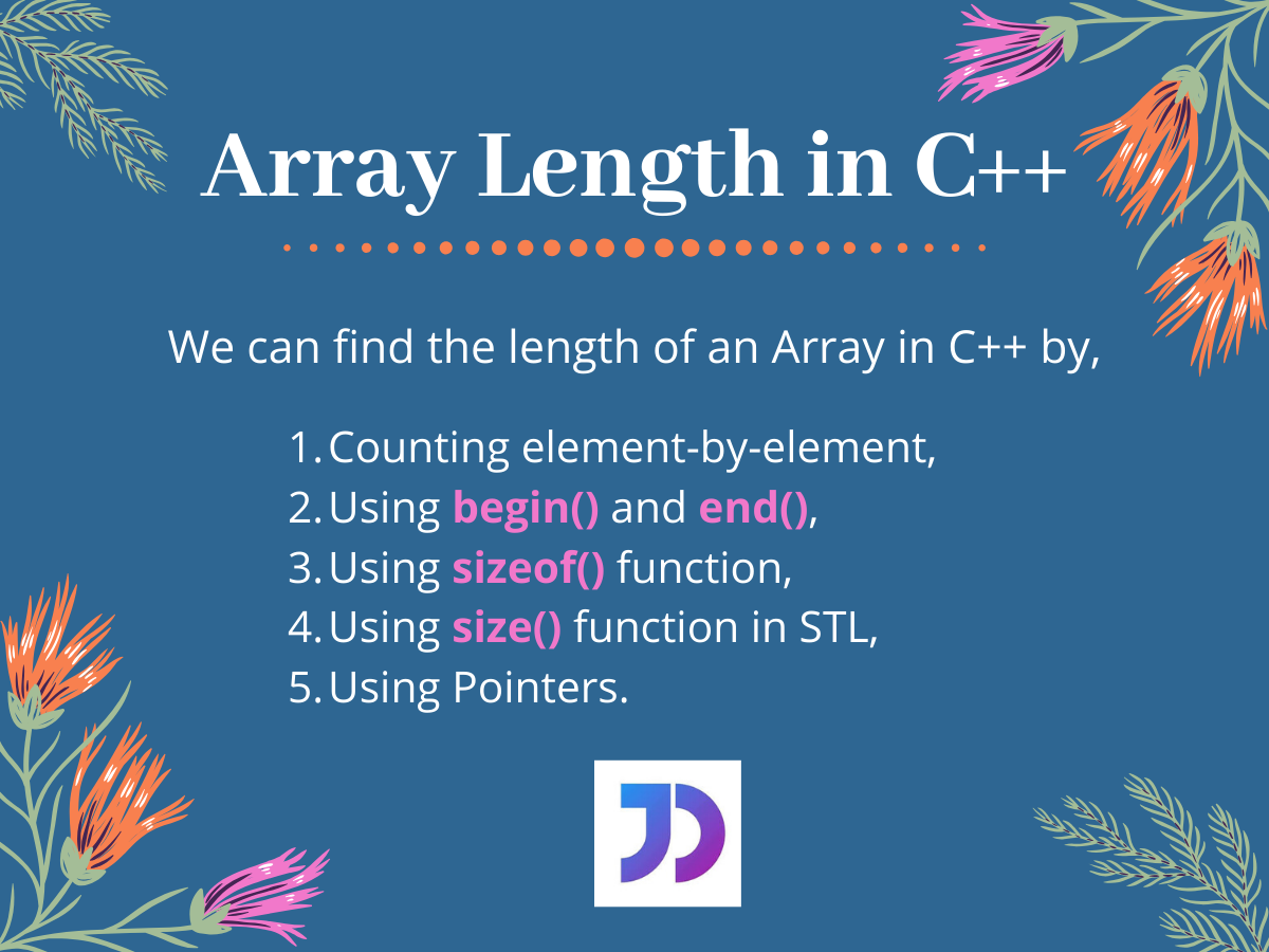 Array Length In C