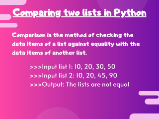 Comparing Two Lists In Python (1)
