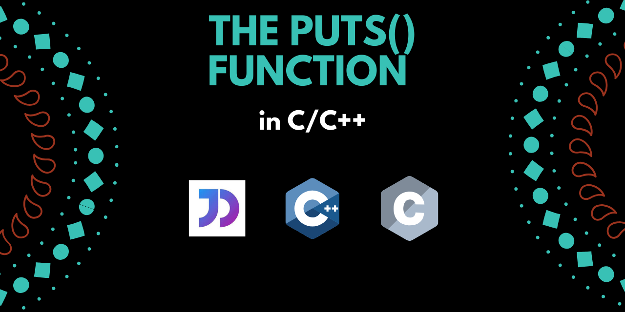 The Puts() Function In C/C++