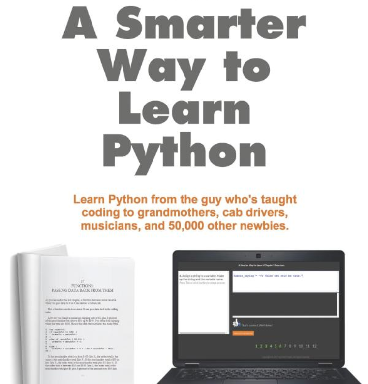 Smarter Way To Learn Python