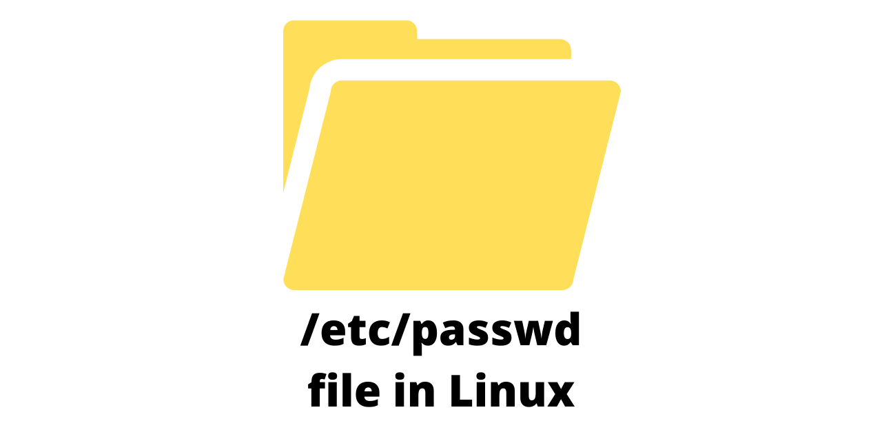 etc/passwd file in linux