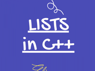 LISTS In C