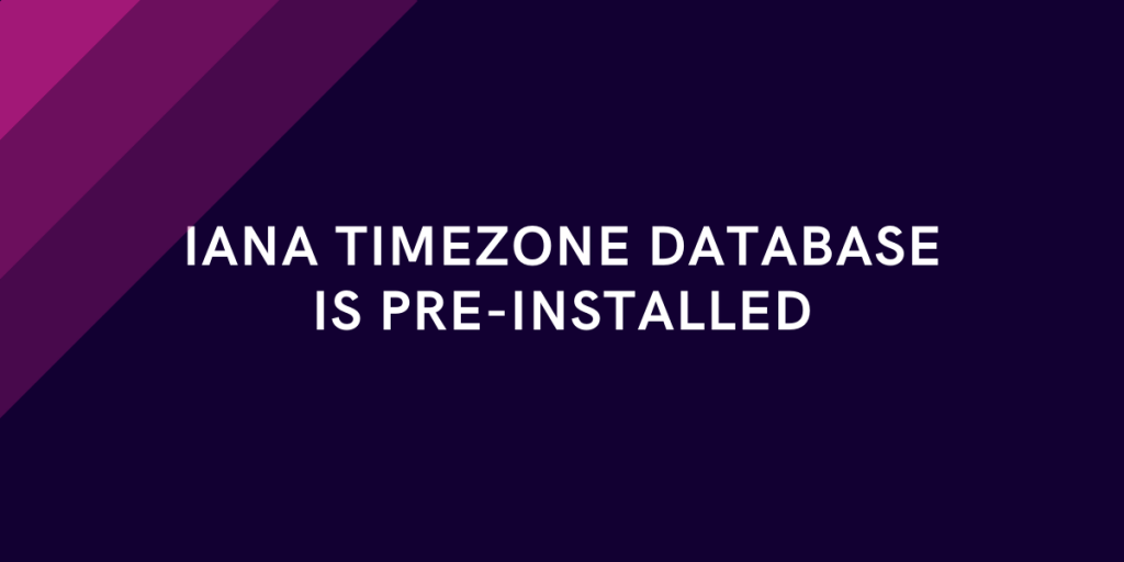 Built In Timezone Support Python 3 9