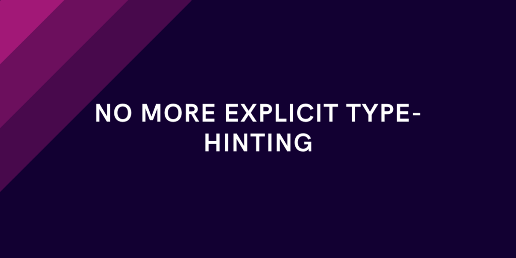 Type Hinting Update Python 3 9 Features