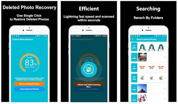 Deleted Photo Recovery – Restore Deleted Photos
