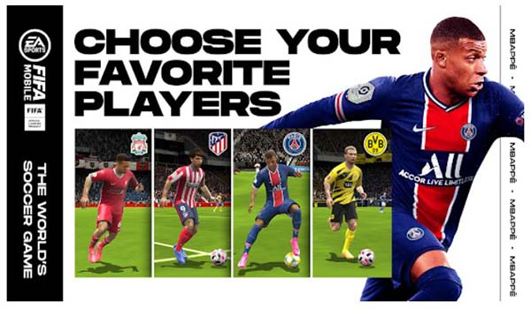FIFA Soccer - Best football games for Android