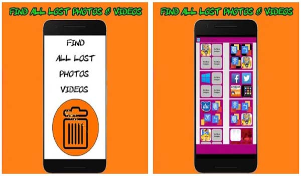 Find All Lost Photos & Videos