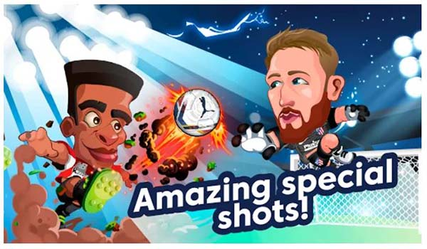 Head Soccer LaLiga - Best football games for Android