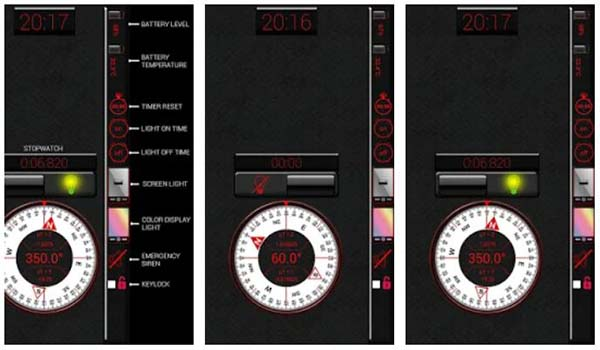 LED Compass best compass apps for Android