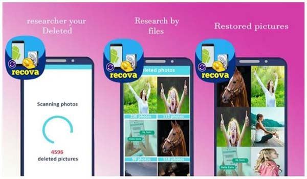 Recover Backup & Restore Your Deleted Photos