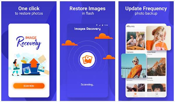 Recovery App Recover Deleted Photos, Photo Backup