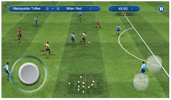 Ultimate Soccer Football - Best football games for Android