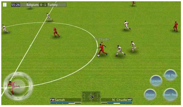 World Soccer League - Best football games for Android