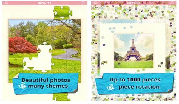 Jigsaw Puzzle Real